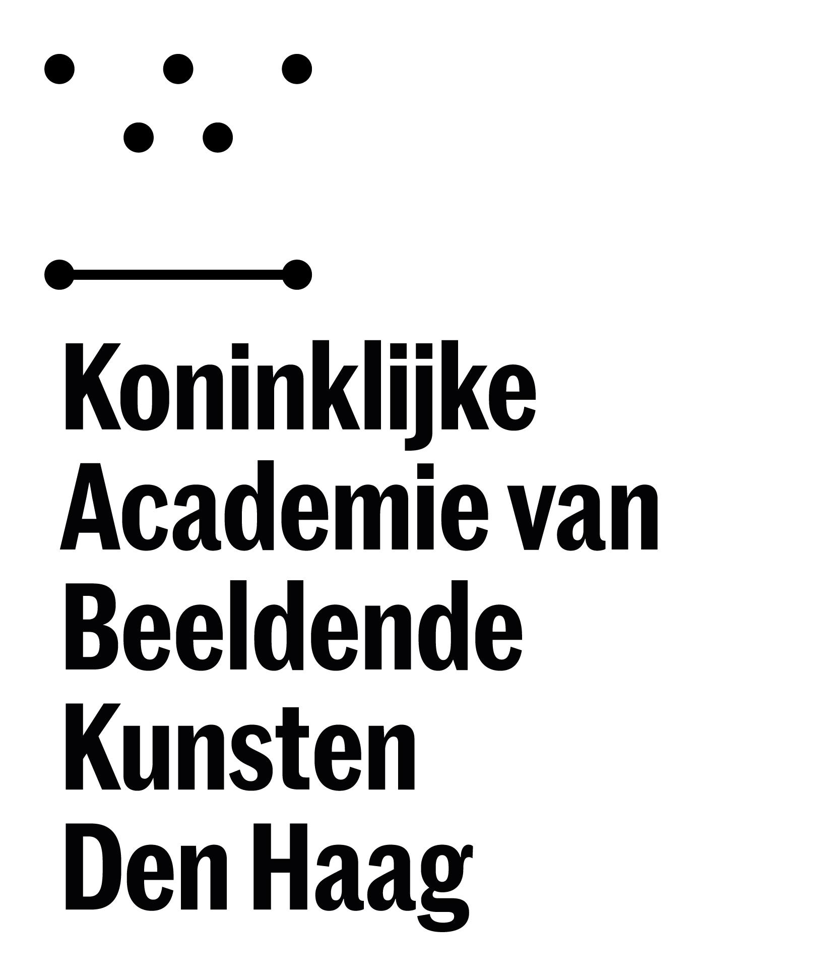 Koninklijke Academie van Beeldende Kunsten in Den Haag
