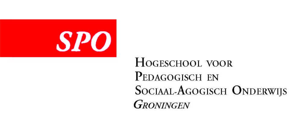 Hogeschool voor Pedagogisch en Sociaal-Agogisch Onderwijs Groningen