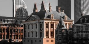 Den Haag studentenstad