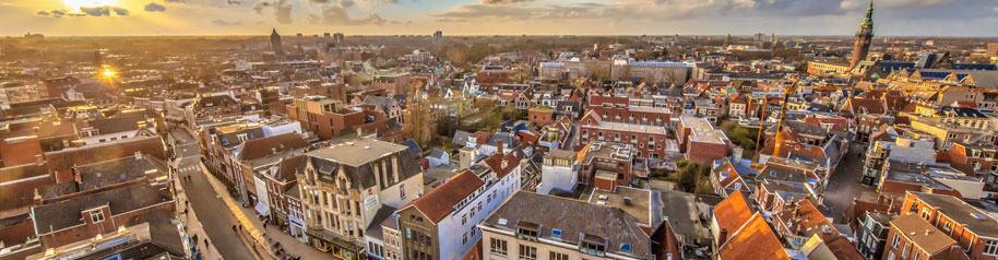 Groningen studentenstad