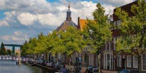 Leiden studentenstad