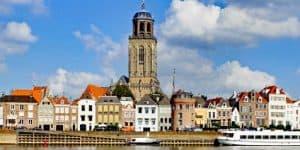 Nijmegen studentenstad