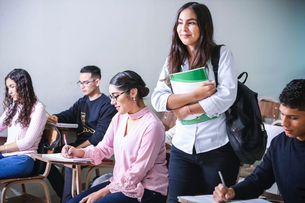 internationale studenten