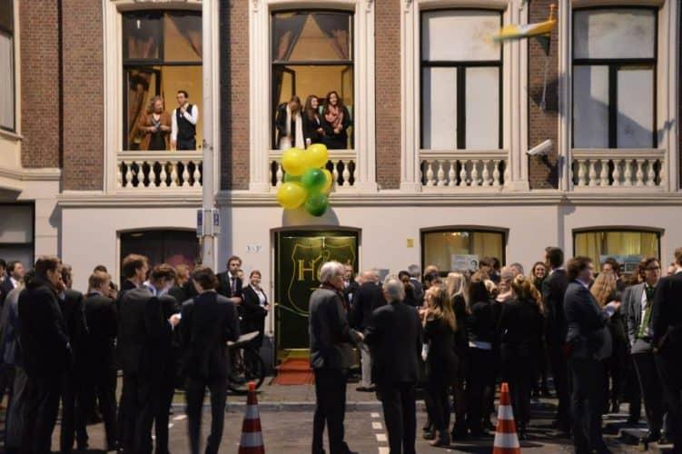 Haagsche Studenten Vereeniging