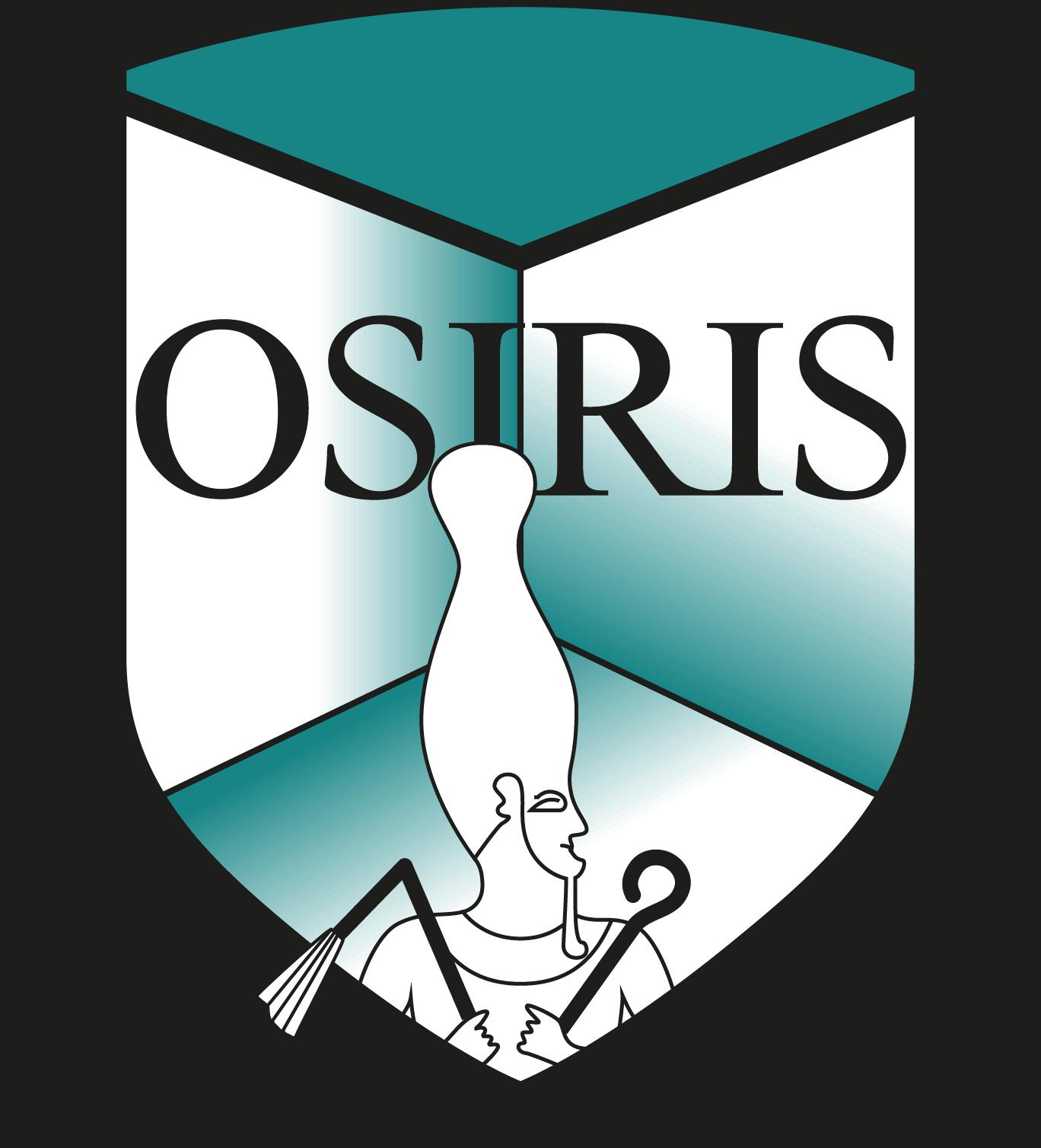 Logo Studentenvereniging Osiris