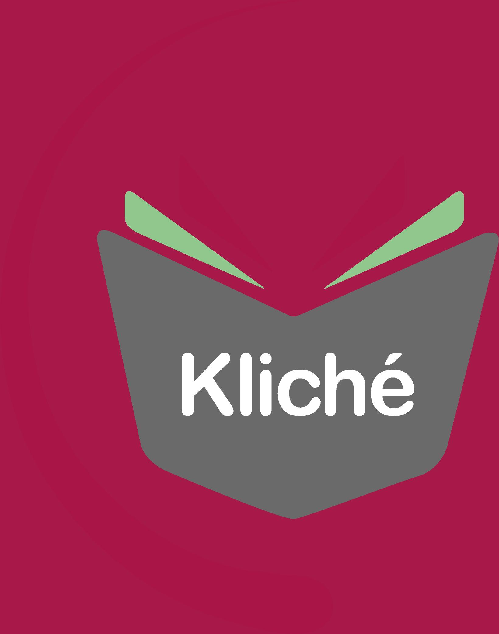 Logo K.l.i.c.h.é.