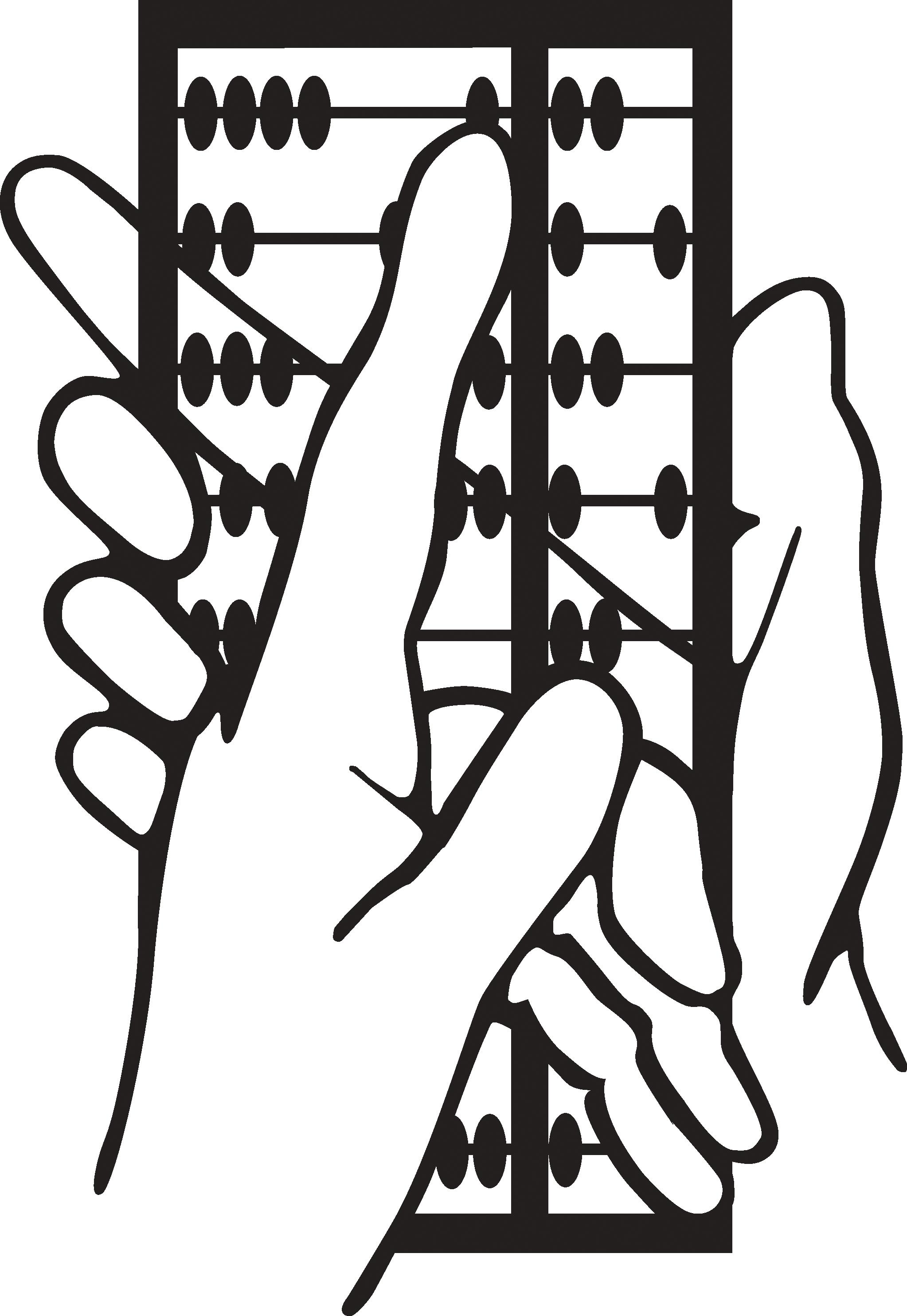 Logo Wiskundig Studiegenootschap Abacus