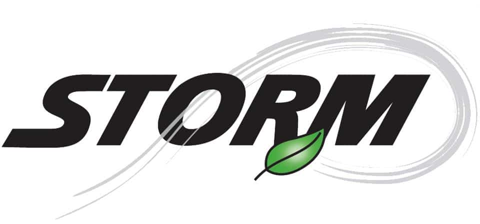 Logo Studievereniging Storm
