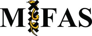 Logo Medische Faculteit der Amsterdamsche studenten (MFAS)