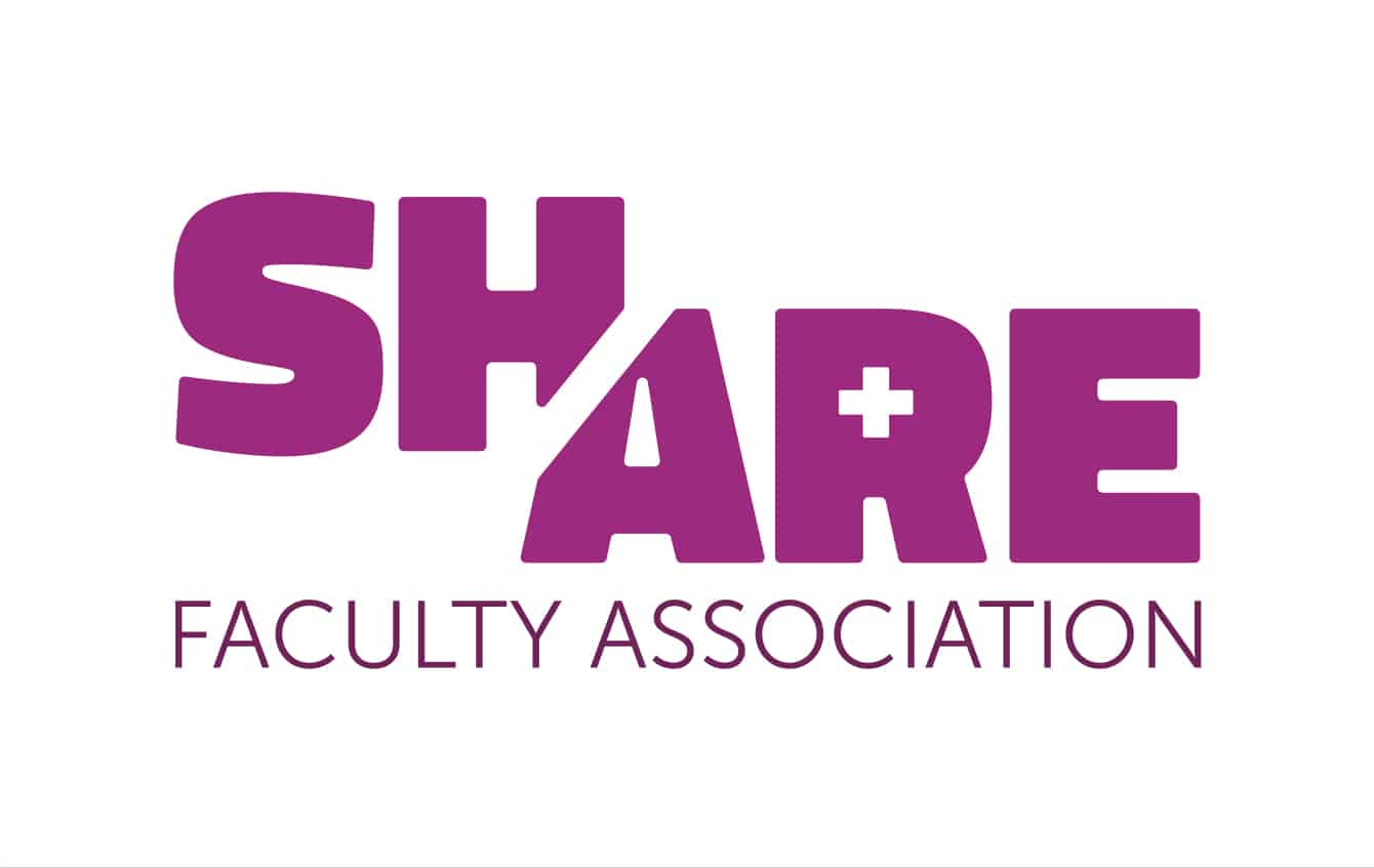 Faculty Association SHARE