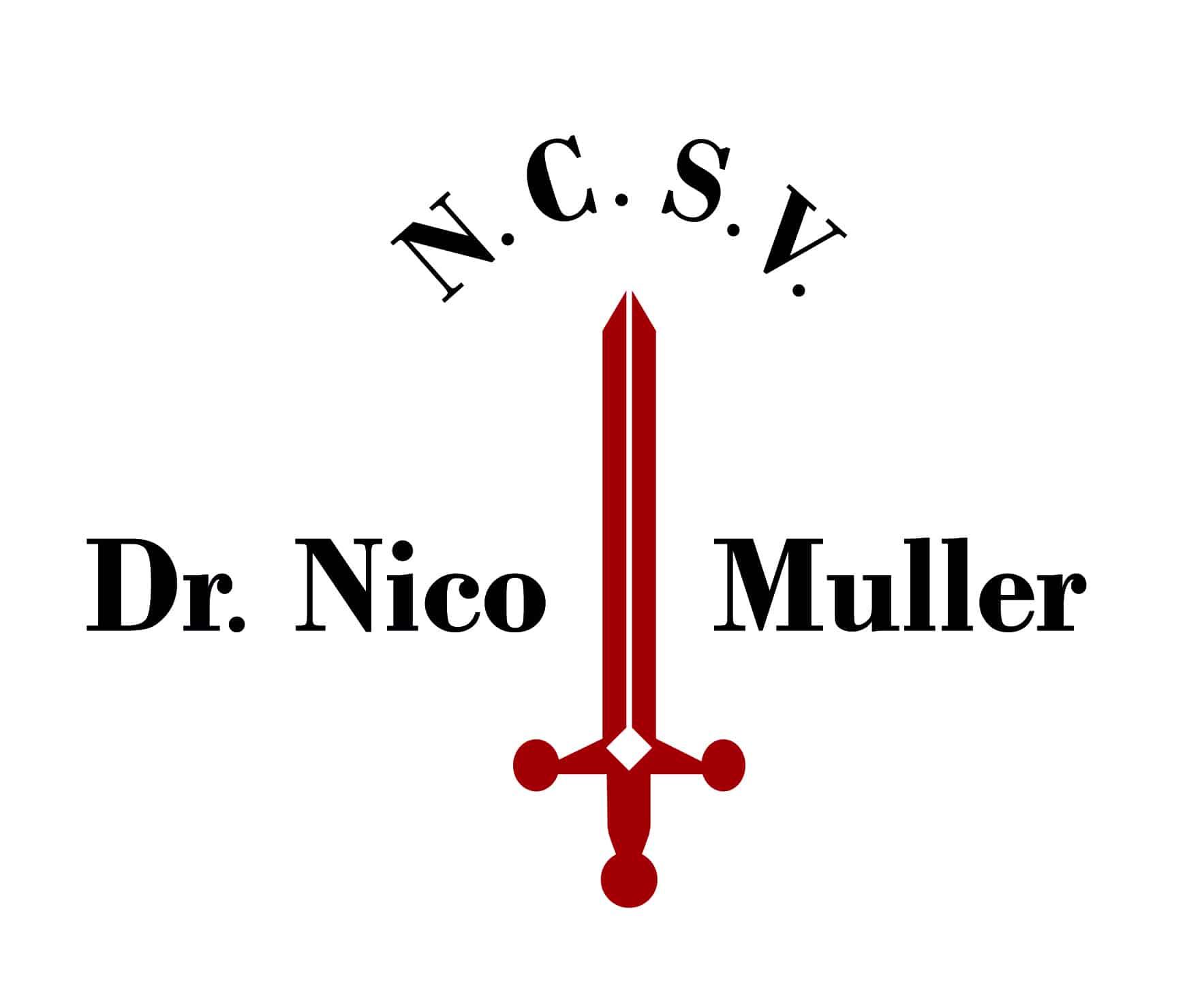 N.C.S.V. Dr. Nico Muller