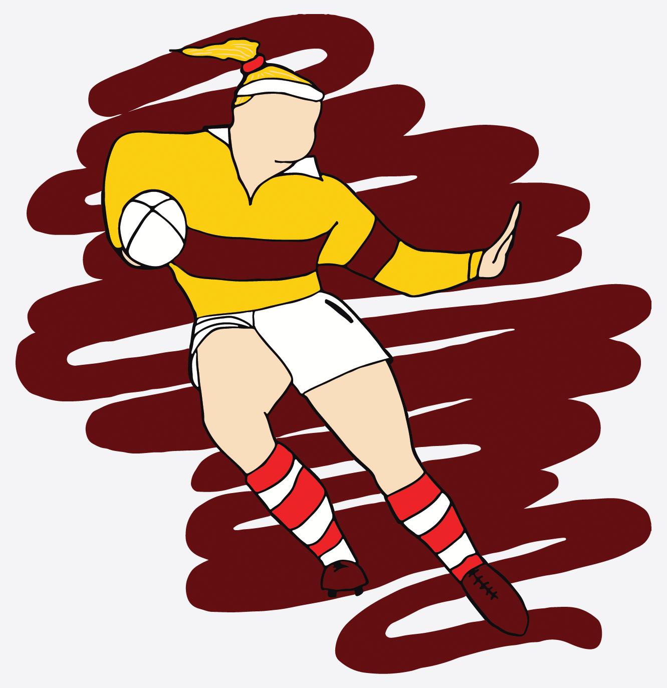 Rugbyende Utrechtse Studenten